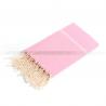 fouta_natte_light pink artisanatex tunisia