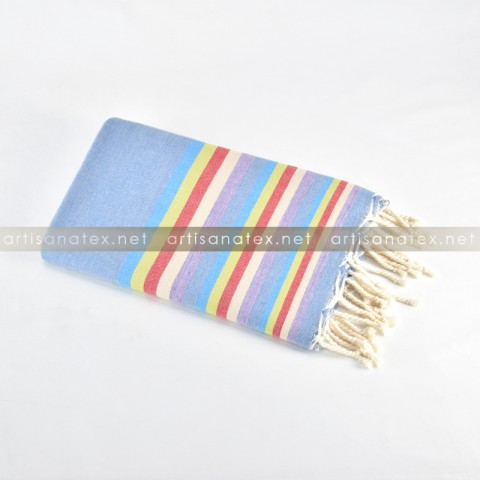 Fouta_6Colors_BluePurple_0_artisanatex_tunisia