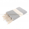 fouta_diamant_grey_artisanatex_tunisia