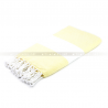 fouta_diamant_yellow_artisanatex_tunisia