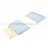 fouta_diamant_blue_artisanatex_tunisia