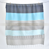 fouta_monaco_cieletnoir_ouverte_face2_artisanatex_tunisie