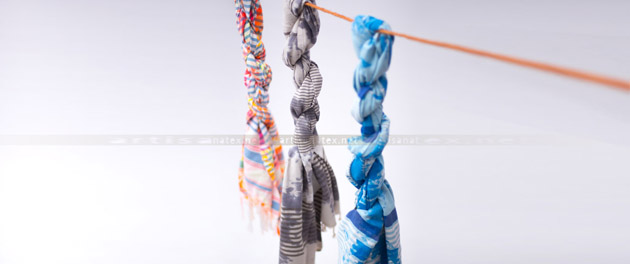fouta tie and dye